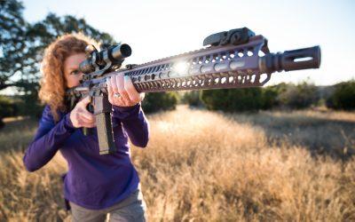 Building a Custom Rifle on a budget.